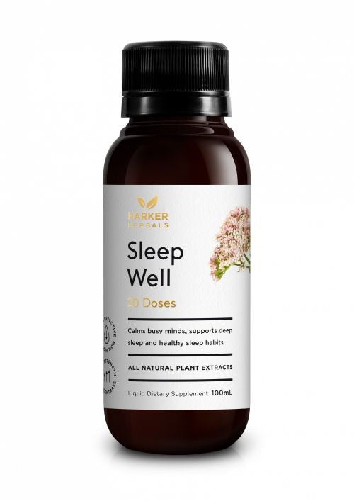 Harker Herbals - Sleep Well 250ml