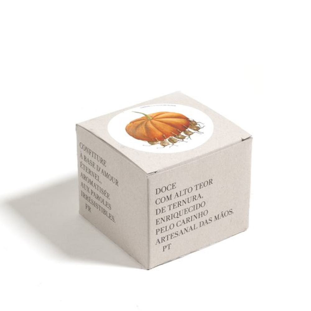 Jose Gourmet - Pumpkin with Nuts Preserves