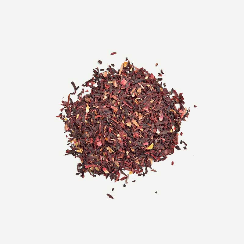 Hibiscus Loose Leaf Box 100g
