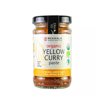 Mekhala - Organic Vegan Thai Yellow Curry Paste 100g