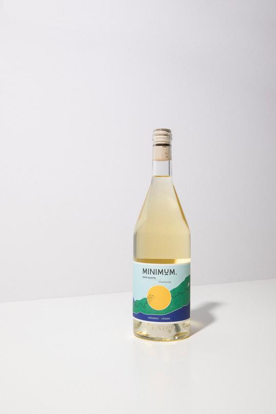 MINIMUM - Organic Vegan 2019 Chardonnay
