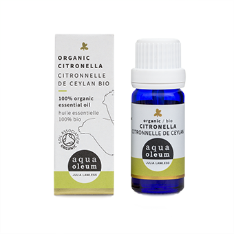 Essential Oil Organic Citronella Oil 10ml