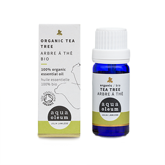 Aqua Oleum - Organic Tea Tree Essential Oil 10ml