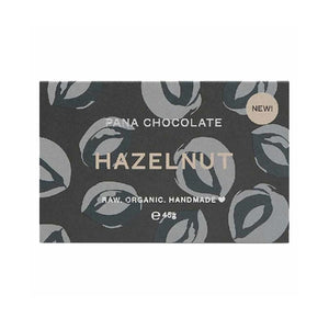 Organic Vegan Chocolate Bar - Hazelnut