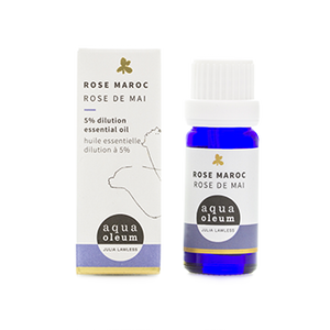 Essential Oil Rose Maroc  (5% Dilution) 10ml