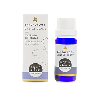 Aqua Oleum - Sandalwood (5% Dilution) Essential Oil 10ml