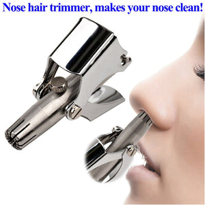 Adomaner Nose Hair Trimmer