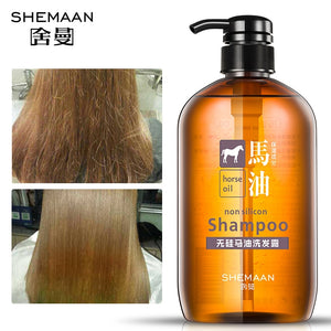 Horse Oil Hair Straightener & Repairer