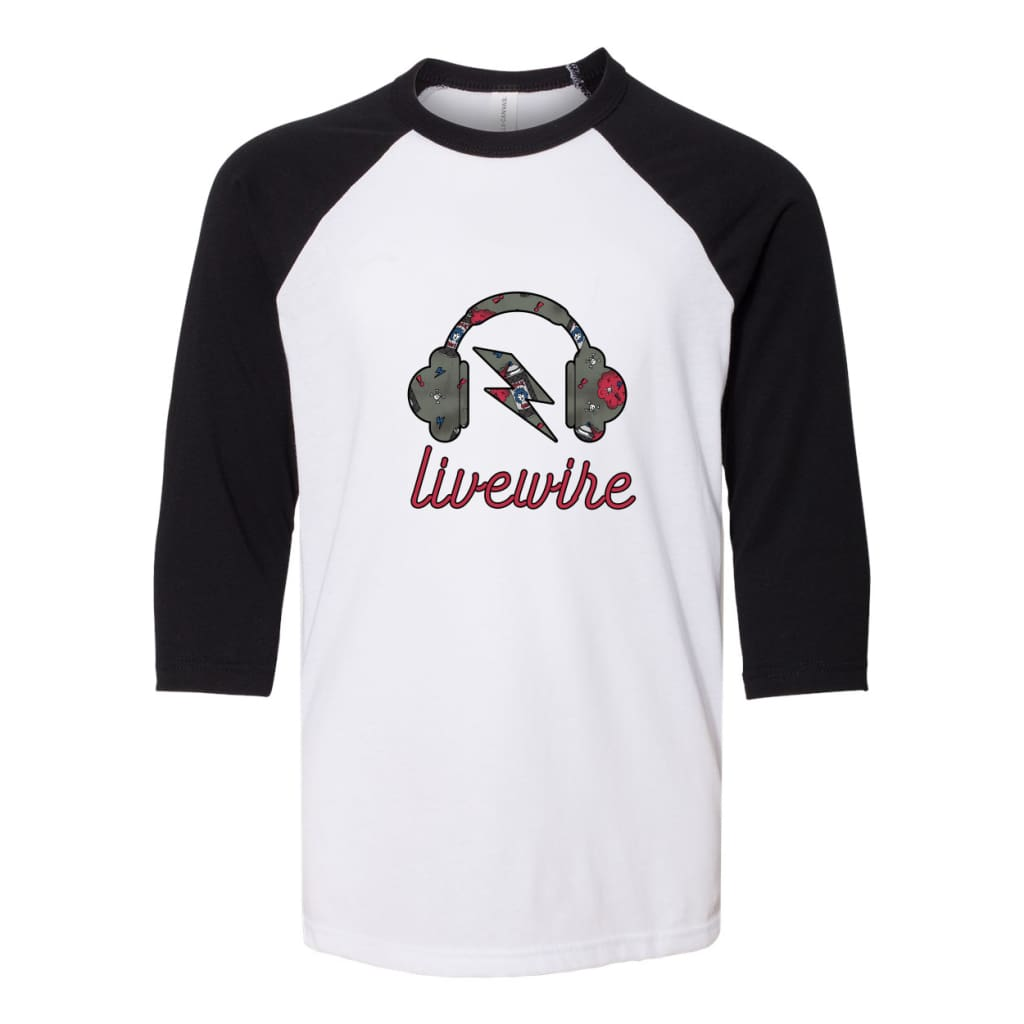 Livewire Rock Youth Tee - Roxx n' Rule