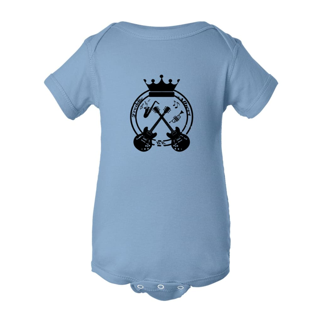 Three Kings of Blues Bodysuit - Roxx n' Rule
