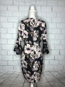 Floral Dress - Extra Curves