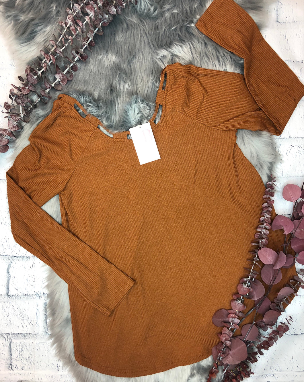 Autumn Love Top