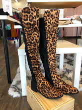 Load image into Gallery viewer, Leopard Boots