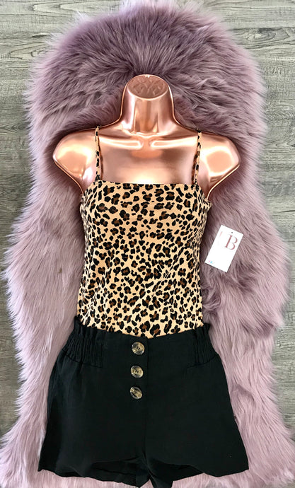 Leopard Everything Bodysuit
