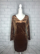 Load image into Gallery viewer, Bronzer Dress - Extra Curves