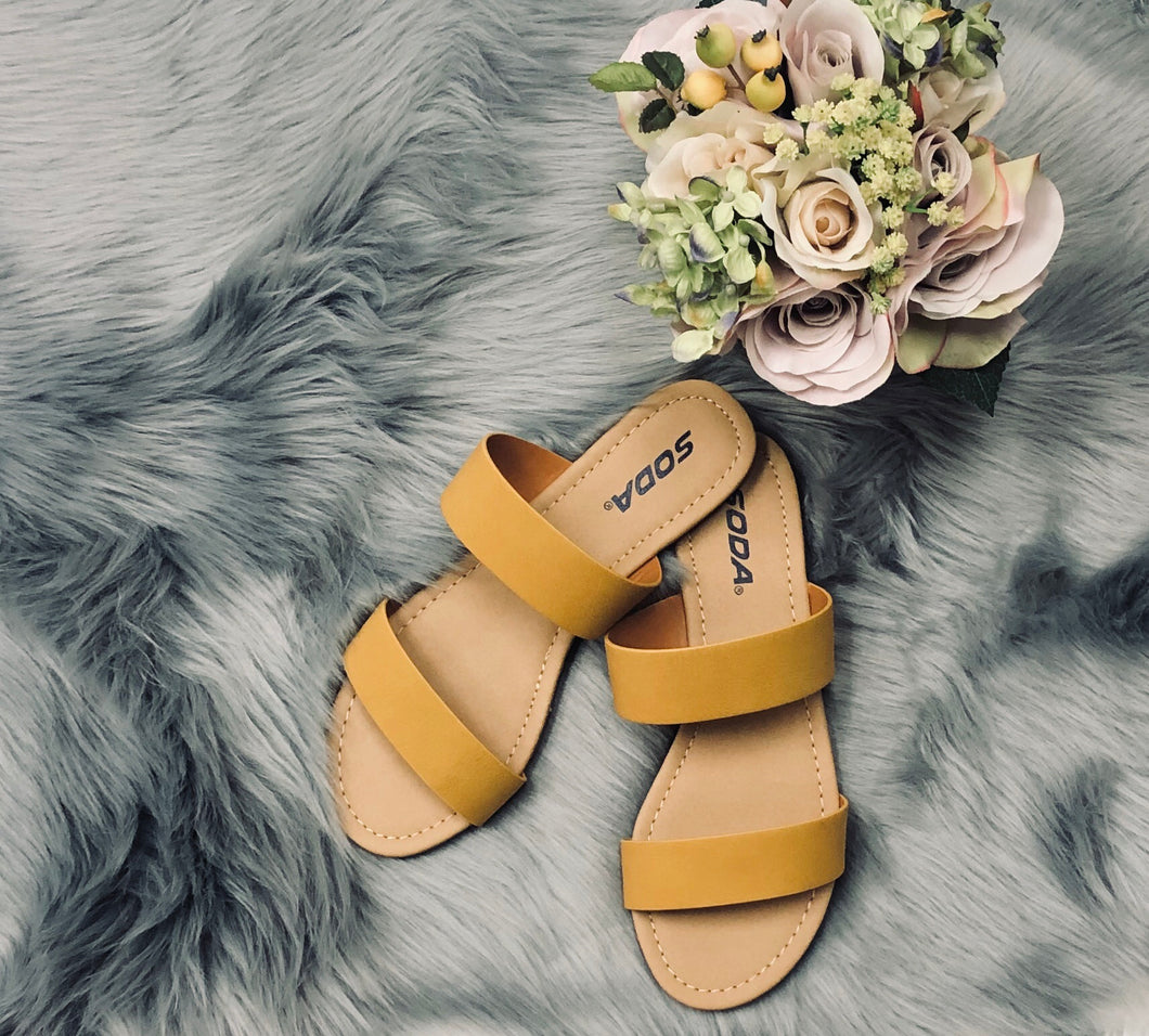 Spring Is Coming Sandals