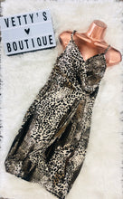 Load image into Gallery viewer, All Leopard Dress - Extra Curves