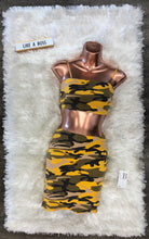 Load image into Gallery viewer, Camo Set - Mustard