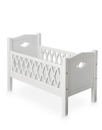 Harlequin Dolls Bed