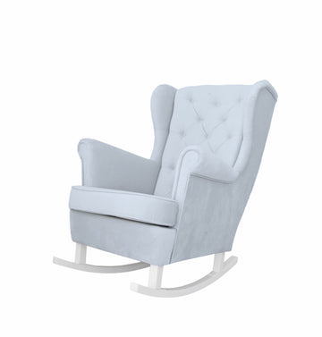 Baby Blue rocking chair