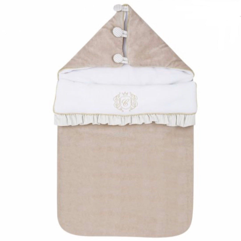 Golden Sand Newborn Sleeping Bag