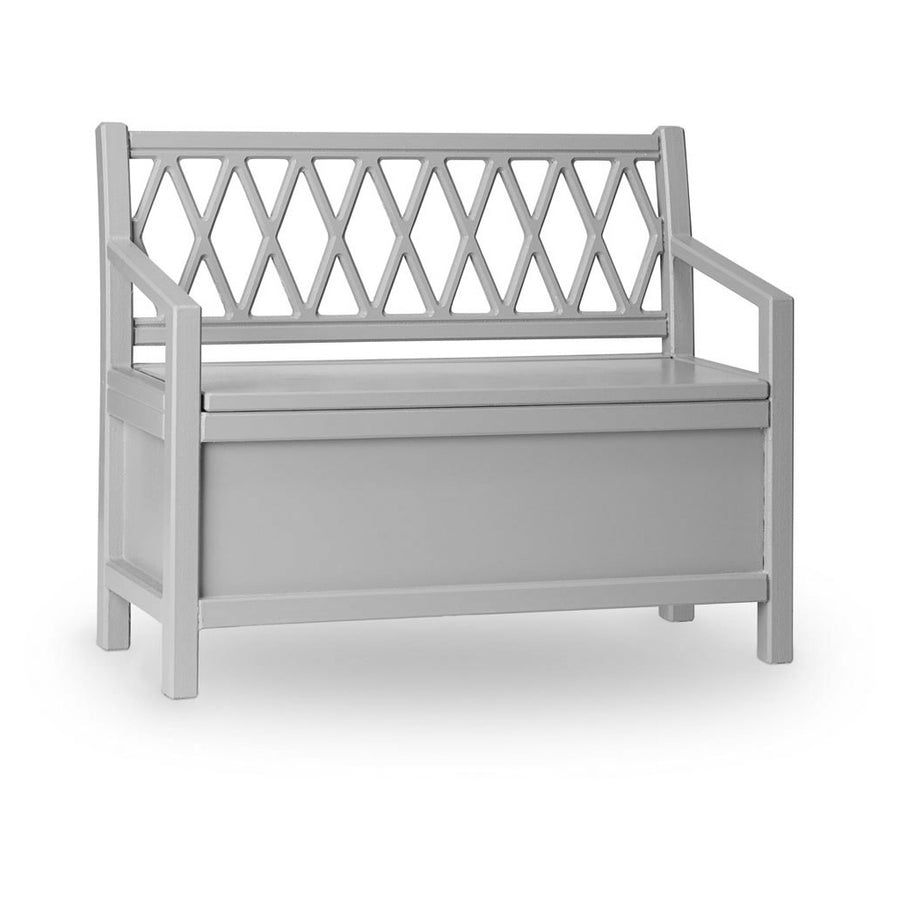 Harlequin Bench Grey