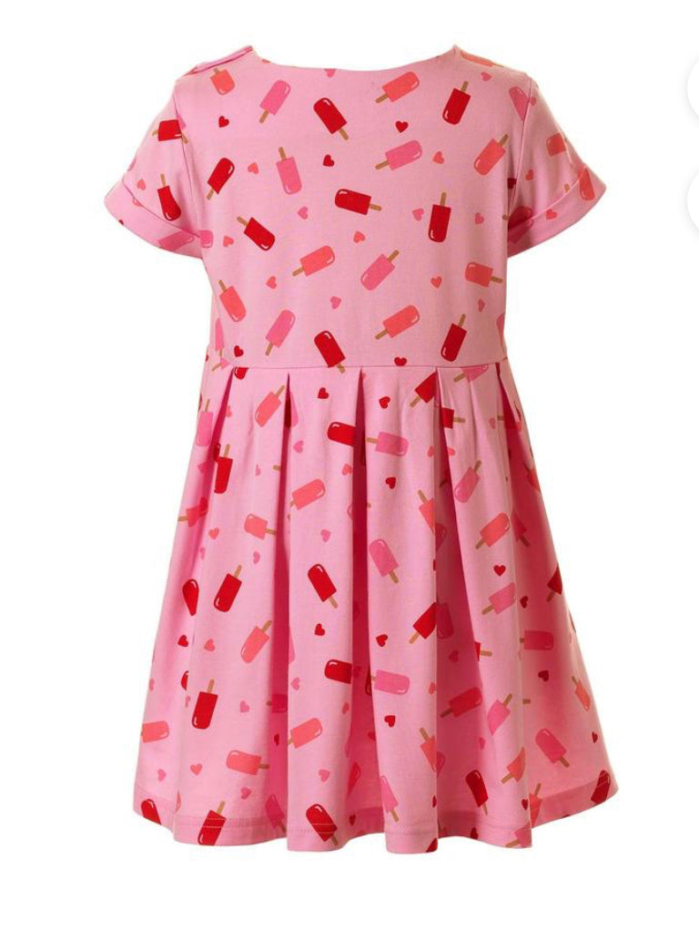 Ice Lolly Dress