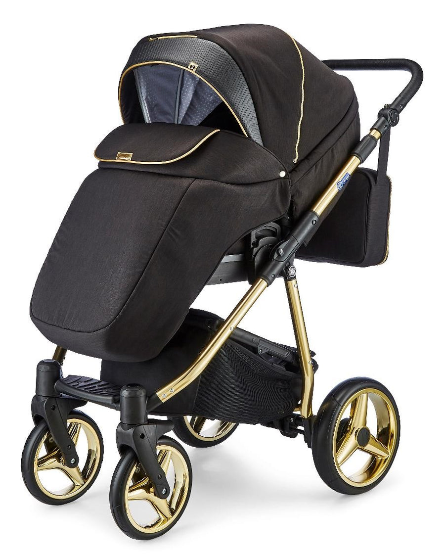 MEE GO Santino Gold Leaf Special Edition Travel System