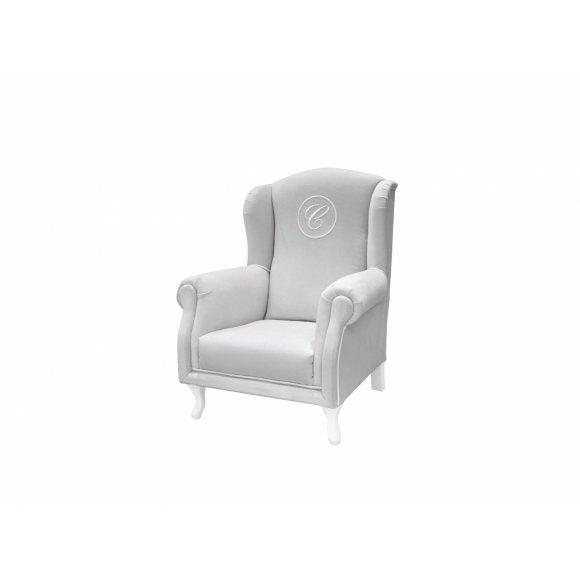 Mini Armchair Dark Grey