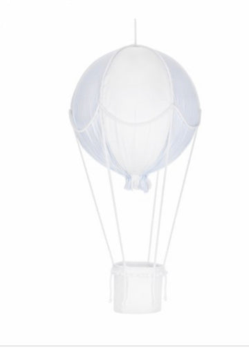 Blue Decorative Hot Air Balloon