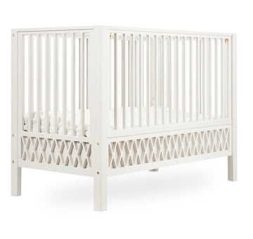 Harlequin Baby Bed Light Sand