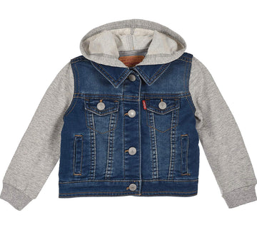 Levis Boys Trucker Denim Jacket