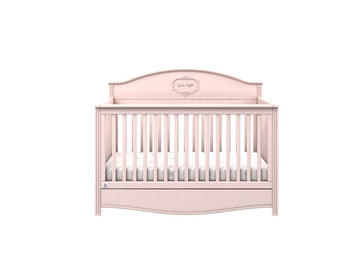 Alexandra Pink Cotbed