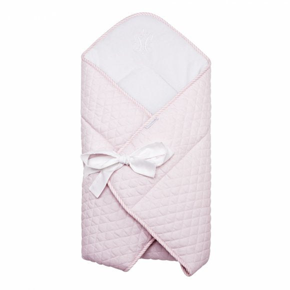 Newborn Baby pink sleeping bag