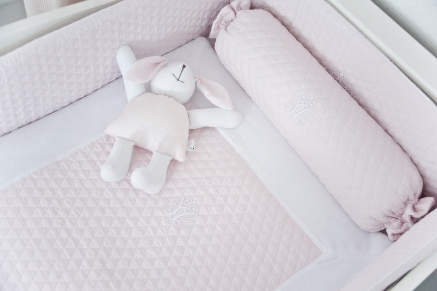 luxury baby bolster pillow