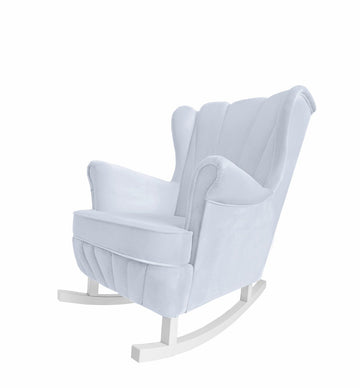 Azure Rocking Armchair Shell