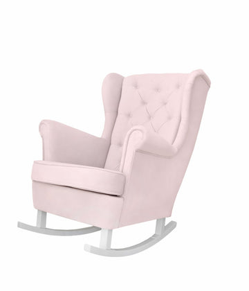 Baby Pink Rocking chair