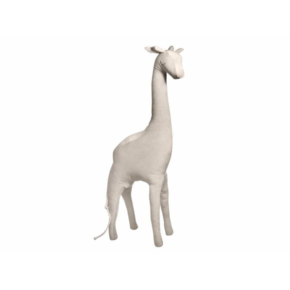 Decorative Beige Giraffe