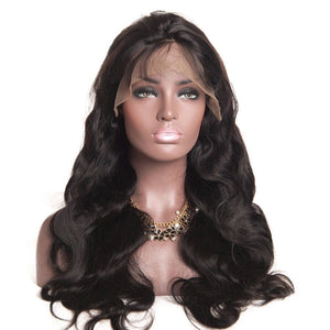 Glueless 13x6 Lace Frontal Wig