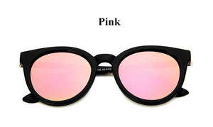 Le Vette Black Pink Sunglasses