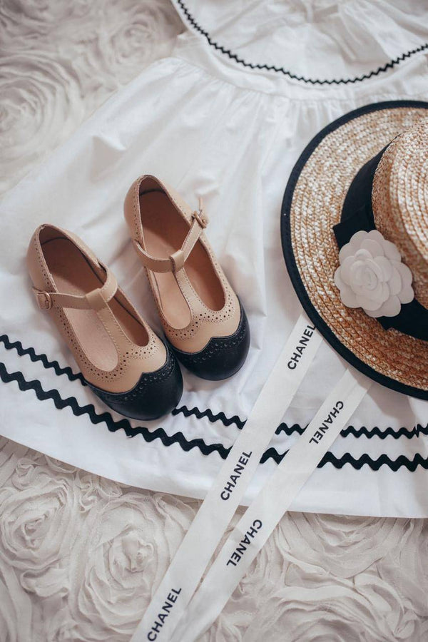 3  beautiful looks with Kathryn shoes | Age of Innocence