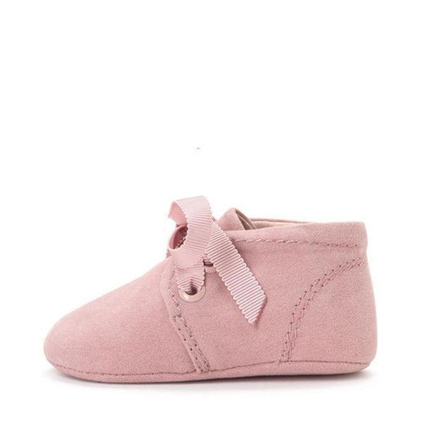 MiniMe Pink Pre Walkers by Age of Innocence