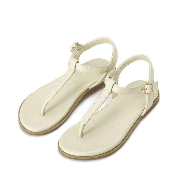 Luna Milk Sandals by Age of Innocence