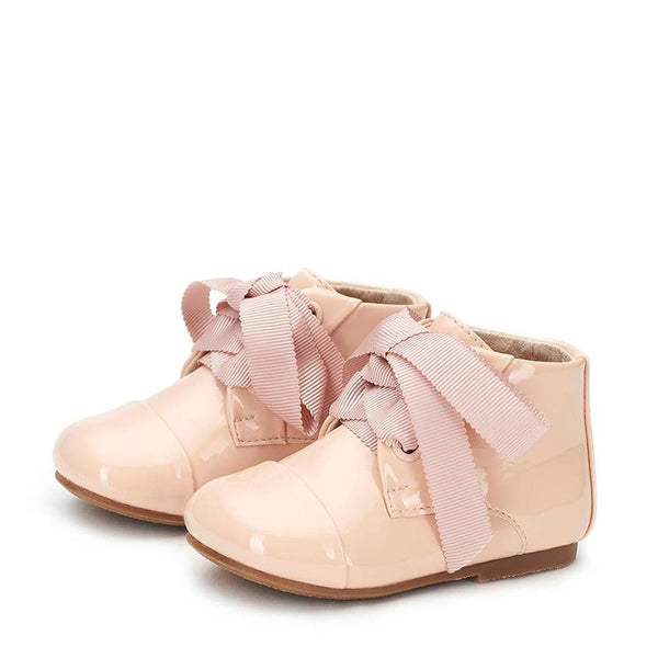 Jane PL Pink Boots by Age of Innocence