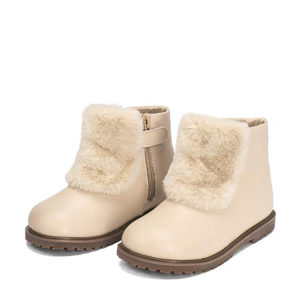 Ella White Boots by Age of Innocence