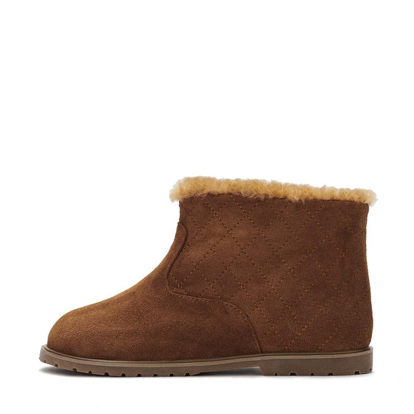 Misha Camel Boots by Age of Innocence