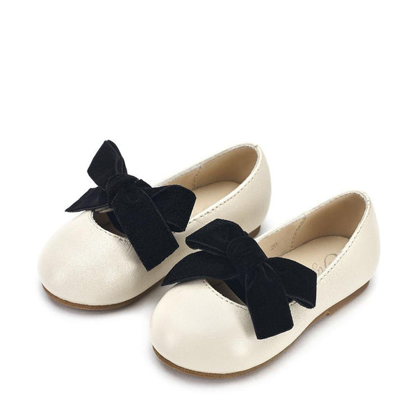 Vicky Milk Shoes by Age of Innocence