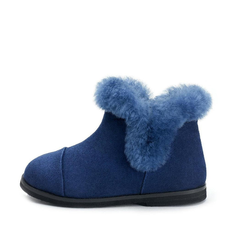 Ashley Blue Boots by Age of Innocence