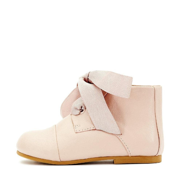 Jane Pink Boots by Age of Innocence