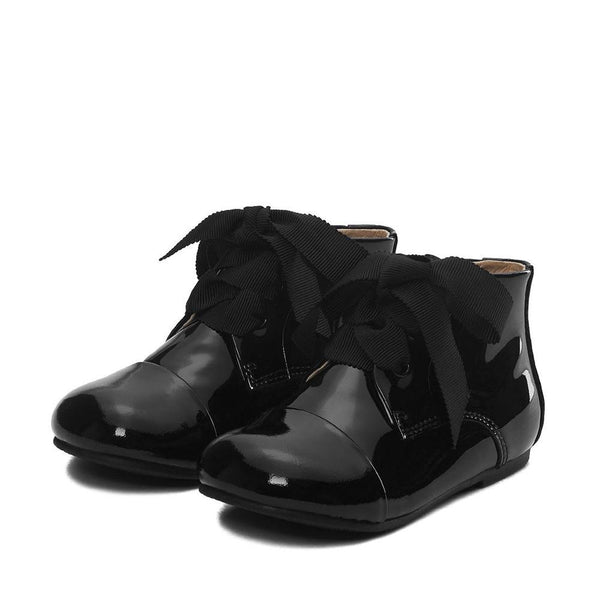 Jane PL Black Boots by Age of Innocence